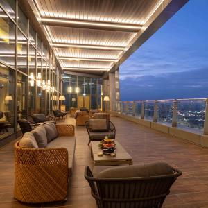 5 Yıldızlı Hilton Otel Projesi, Taşkent, Özbekistan